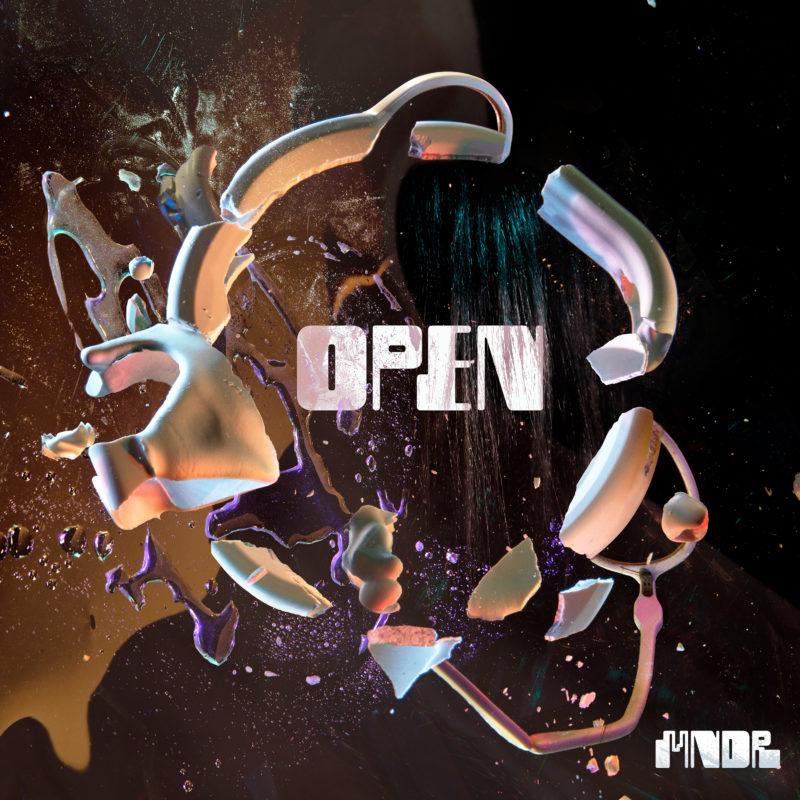 MNDR Open Cover Art