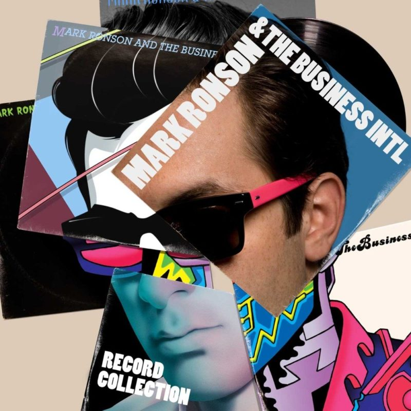 Mark Ronson Record Collection feat. MNDR & Q-Tip