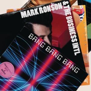 Mark Ronson Bang Bang Bang feat. MNDR & Q-Tip Cover Art