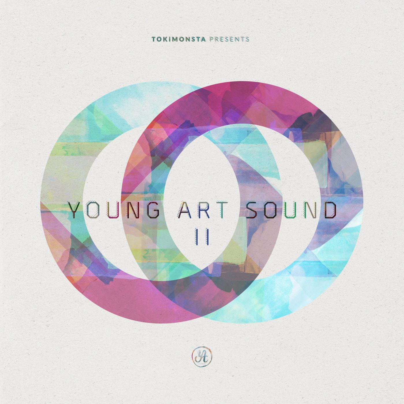 MNDR Mars Tokimonsta Presents Young Art Sound II Cover Art