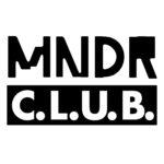 MNDR C.L.U.B. Cover Art