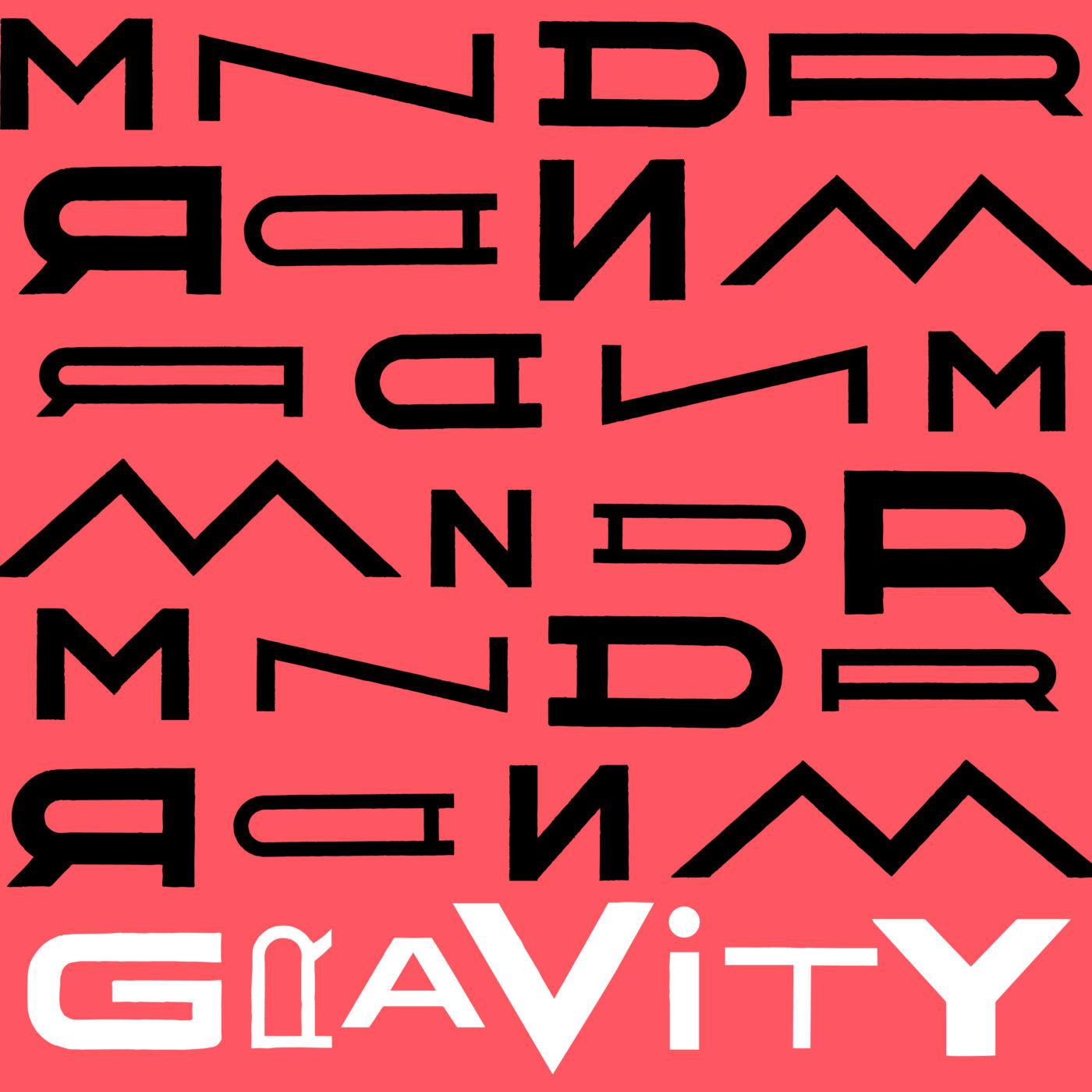 MNDR Gravity Cover Art
