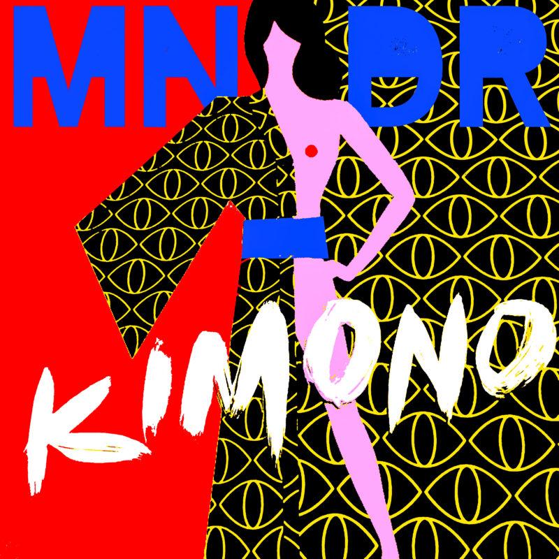 MNDR Kimono Cover Art