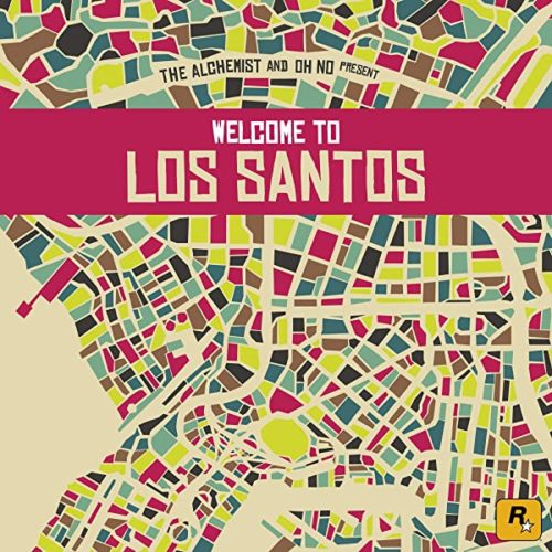 Alchemist and Oh No Welcome To Los Santos MNDR featuring Killer Mike