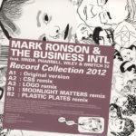 Kitsuné- Record Collection 2012-feat. MNDR Q-tip cover art