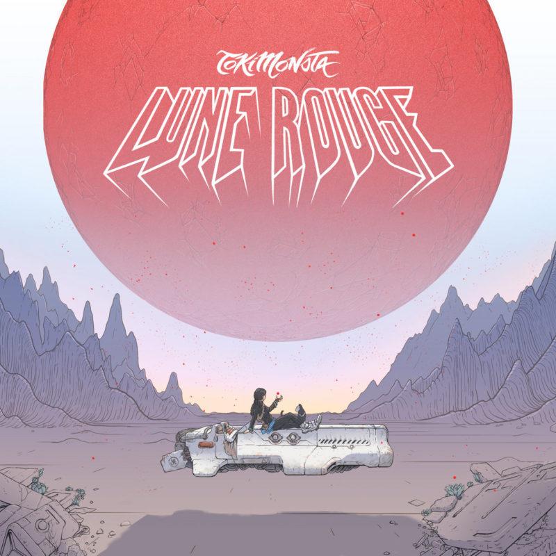 TOKiMONSTA Lune Rouge We Love feat. MNDR Cover Art
