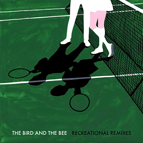 The Bird and The Bee Recreational Remixes We're Coming To You Jesse Shatkin Remix feat MNDR Cover Art