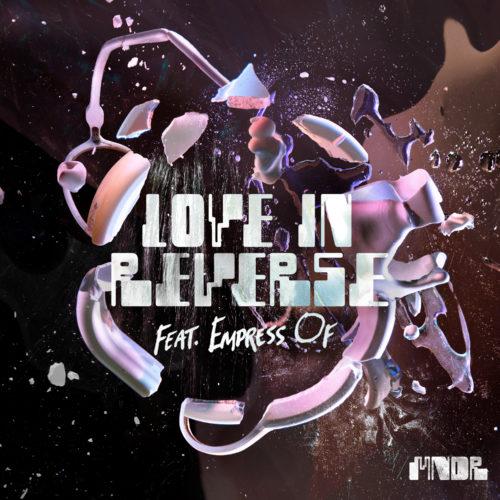 Love In Reverse feat. Empress Of final single art_3000