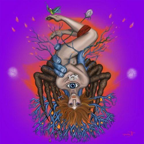 """Cover artwork for Kiesza """"Run Renegade"""""""
