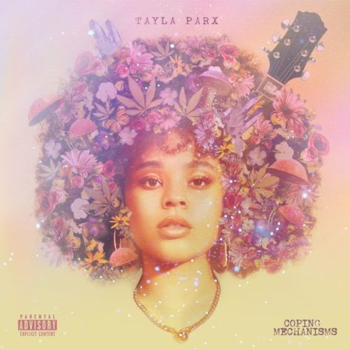 """Cover artwork for Tayla Parx """"Non Chalant"""""""
